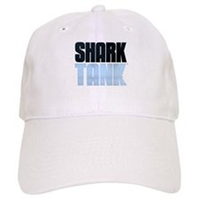 Shark Tank Blue Logo Baseball Cap