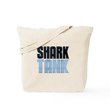 Shark Tank Blue Logo Tote Bag