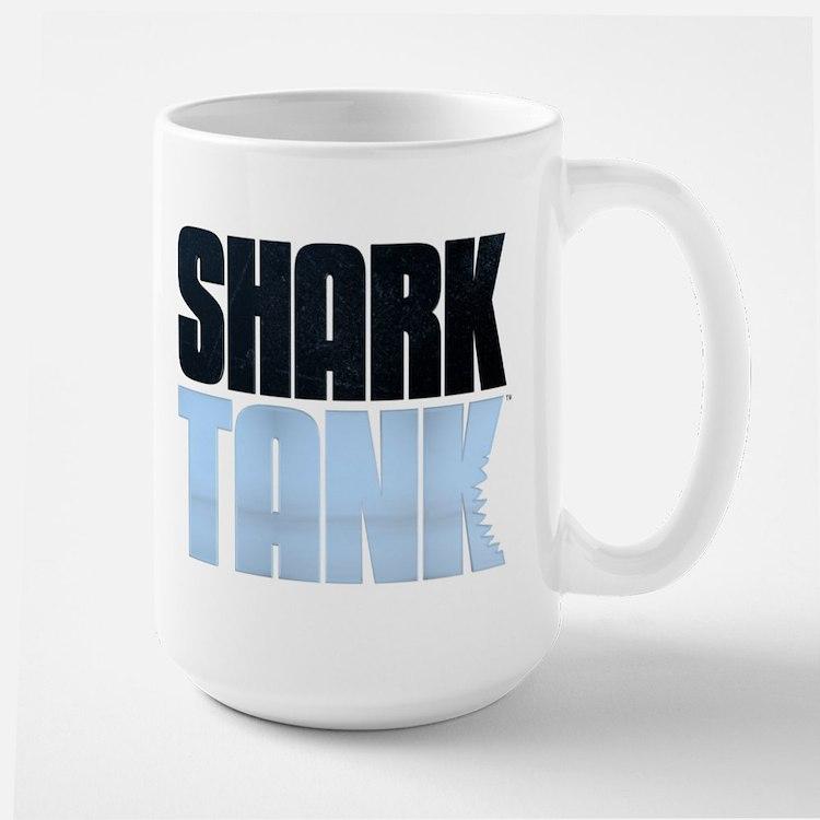 Shark Tank Blue Logo Mug