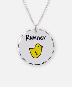 Runner Chick Necklace