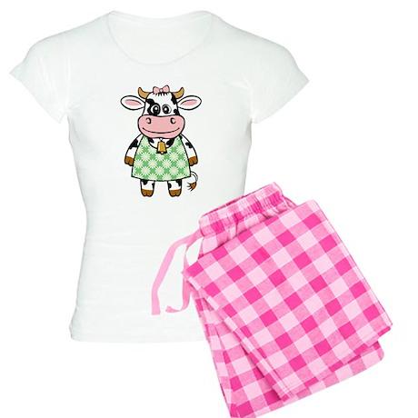 Dressed Up Cow Women's Light Pajamas