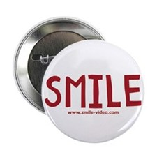 """SMILE! 2.25"""" Button (10 pack)"""