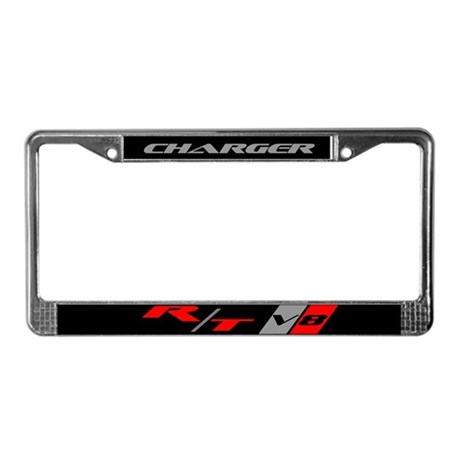 Charger R/T License Plate Frame