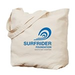 surfrider southbay logo Tote Bag