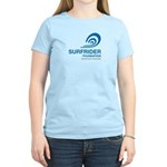 surfrider southbay logo Women's Light T-Shirt
