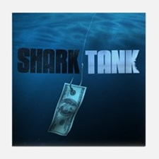 Shark Tank Water Tile Coaster