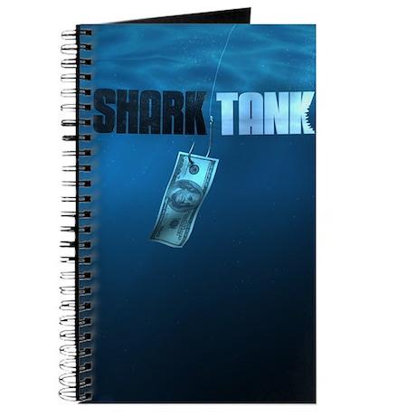 Shark Tank Water Journal