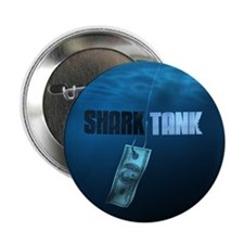 "Shark Tank Water 2.25"" Button"