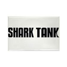 Shark Tank Horizontal Logo Rectangle Magnet