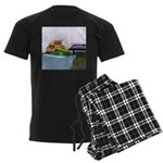 Jetski Men's Dark Pajamas