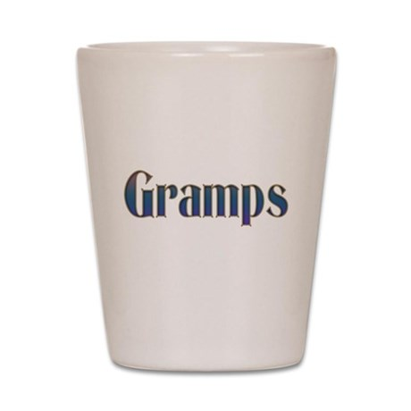 GRAMPS Shot Glass
