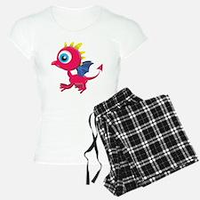 Baby Dragon Pajamas
