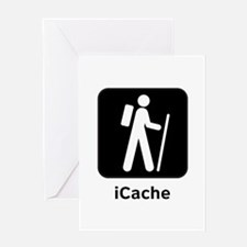 iCache Greeting Card
