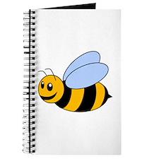 Cartoon Bee Journal