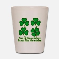 One of these things... Shot Glass
