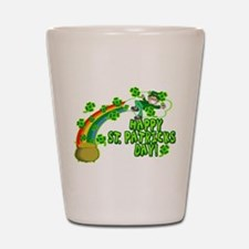 Cute Holidays and occasions Shot Glass