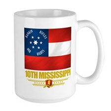 10th Mississippi Infantry Mug