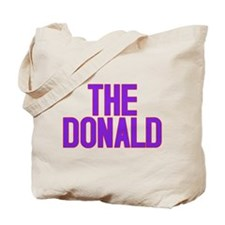 The Donald-Red Hat Version Tote Bag
