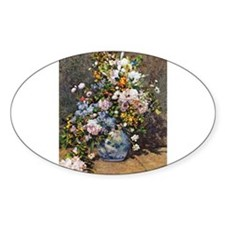 Bouquet of Spring Flowers Decal