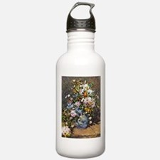 Bouquet of Spring Flowers Water Bottle