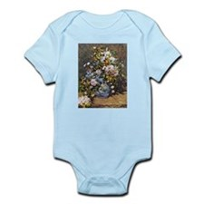 Bouquet of Spring Flowers Infant Bodysuit
