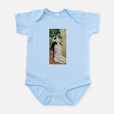 Dance in the City Infant Bodysuit