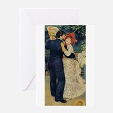 Dance in the Country Greeting Card