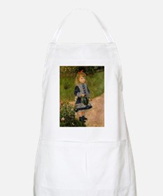 Girl with Watering Can Apron