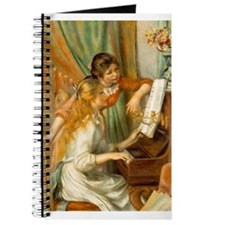Girls at the Piano Journal