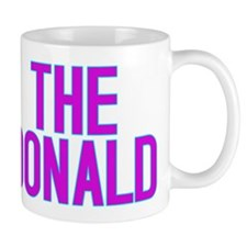 The Donald Election Shirts Mug
