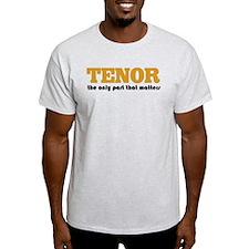 Tenor Singer Attitude T-Shirt