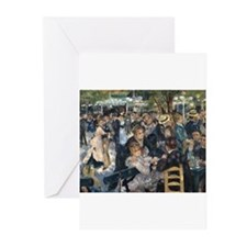 Le Moulin de la Galette Greeting Cards (Pk of 20)