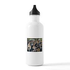 Le Moulin de la Galette Water Bottle
