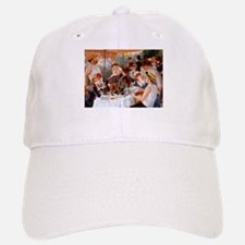 Luncheon of the Boating Party Baseball Baseball Cap