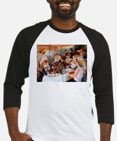 Luncheon of the Boating Party Baseball Jersey