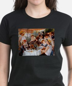 Luncheon of the Boating Party Tee