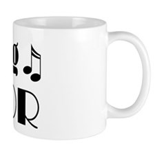 iSing Tenor Music Coffee Mug