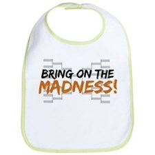 Bring on March Madness Bib