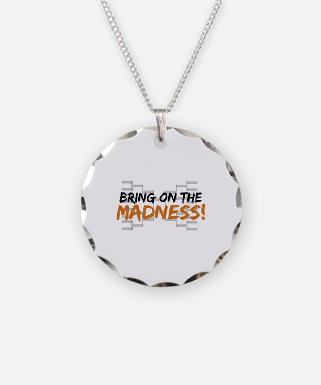 Bring on March Madness Necklace