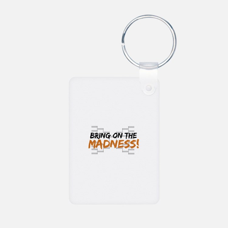 Bring on March Madness Keychains