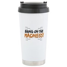 Bring on March Madness Travel Mug
