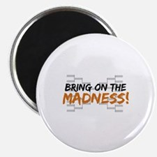 """Bring on March Madness 2.25"""" Magnet (10 pack)"""