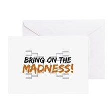 Bring on March Madness Greeting Card
