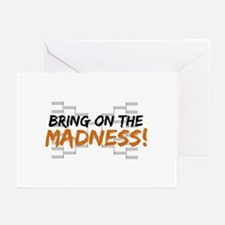 Bring on March Madness Greeting Cards (Pk of 10)