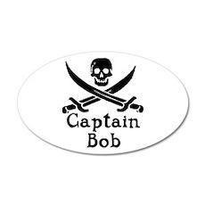 Captain Bob Wall Decal