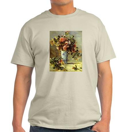 Roses and Jasmine Light T-Shirt