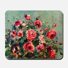 Roses of Vargemont Mousepad