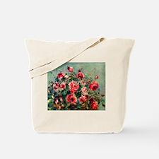 Roses of Vargemont Tote Bag