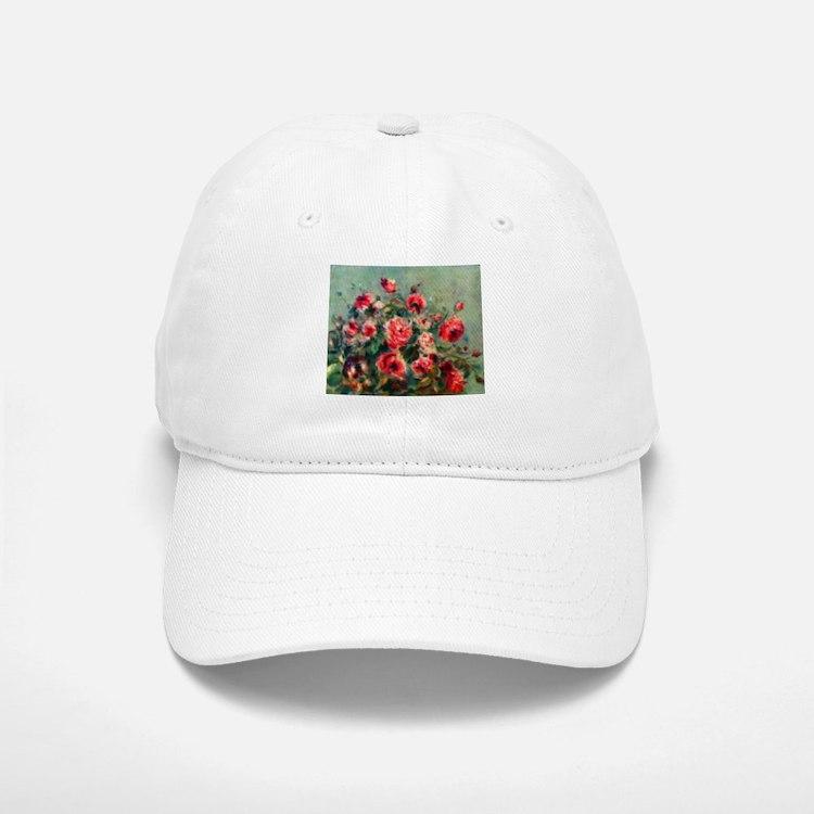 Roses of Vargemont Baseball Baseball Cap
