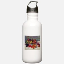 Still Life With Fruit Water Bottle